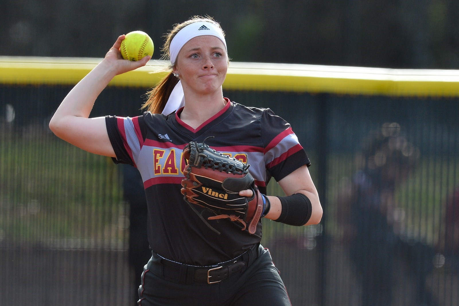 Pitching, Westbrooks Home Run Lead Eagle Softball To 1-0 Win Over ...