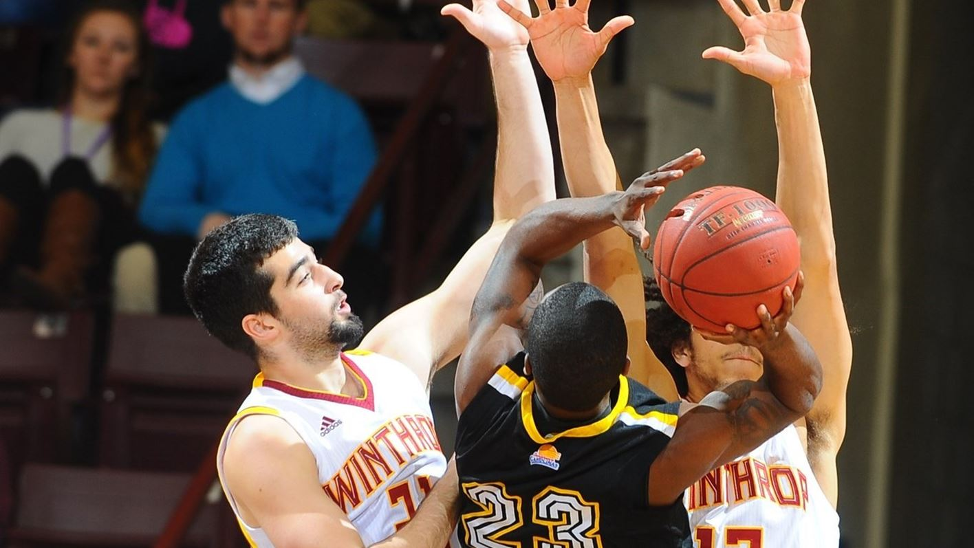 Men's Basketball Returns Home For Monday Night Contest With